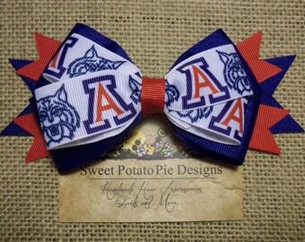 University of Arizona Wildcats Bow