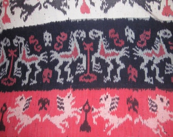 Indonesian Ikat Special Textile