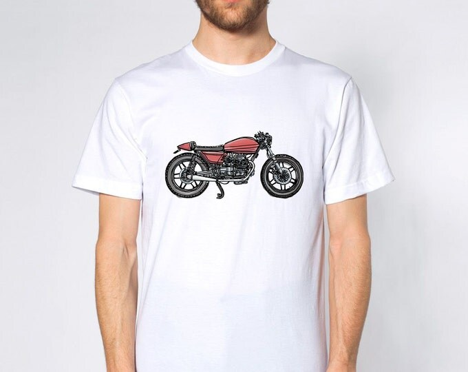 KillerBeeMoto: Limited Release Italian Engineered Cafe Racer Short & Long Sleeve Motorcycle Shirt