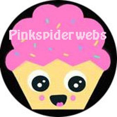 pinkSpiderwebs