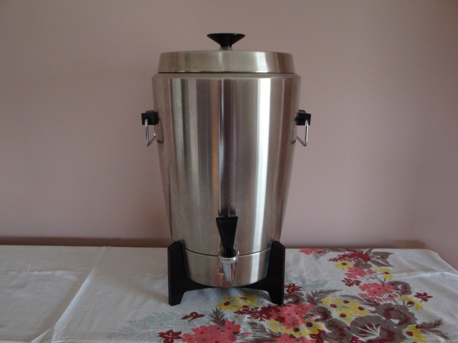 West Bend Coffee Maker Percolator : West Bend 30 Cup Stainless Steel Coffee Pot Percolator