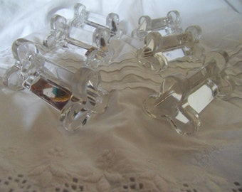 French Crystal Knife-rests