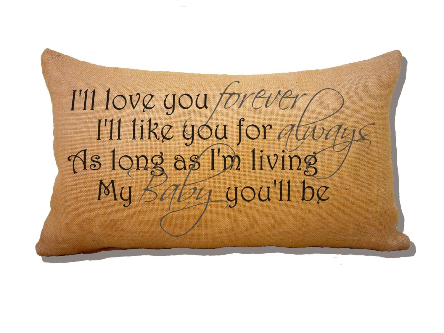 I Ll Love You Forever I Ll Like You For Always As