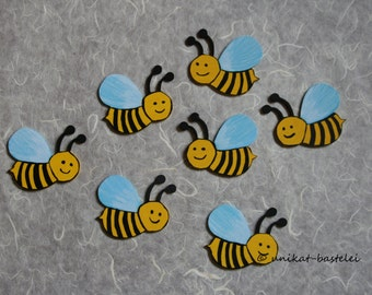 bee - honey bee 5 pieces
