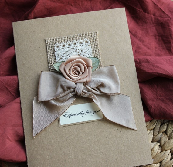 13th Wedding Anniversary Gift Ideas For Her: Handmade Card 13th Anniversary Gift For Her Wife By Thymerose