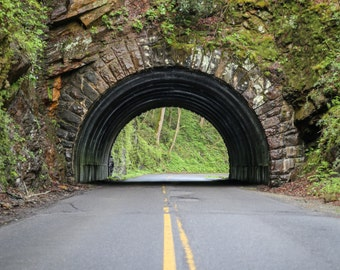 Smoky Mountains Tunnel