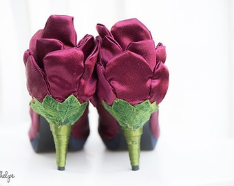 A Rose By Any Other Name Handmade shoes