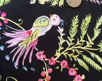 Chinoiserie Chic Birdsong by Dena Design 100% cotton fabric