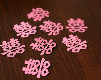 Double Happiness Confetti (80 pcs)