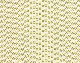 Nomad Arrowhead Bone Cotton Fabric