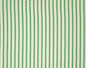 SALE Franklin - Barbell Stripe Glen - Denyse Schmidt - Free Spirit / Westminster (PWDS084.GLENX)