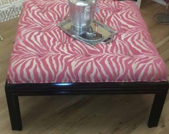 The Sassy Zebra Coffee Table