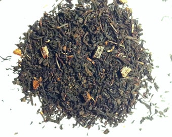 Blackberry Vanilla Black Tea - loose leaf or in tea bags