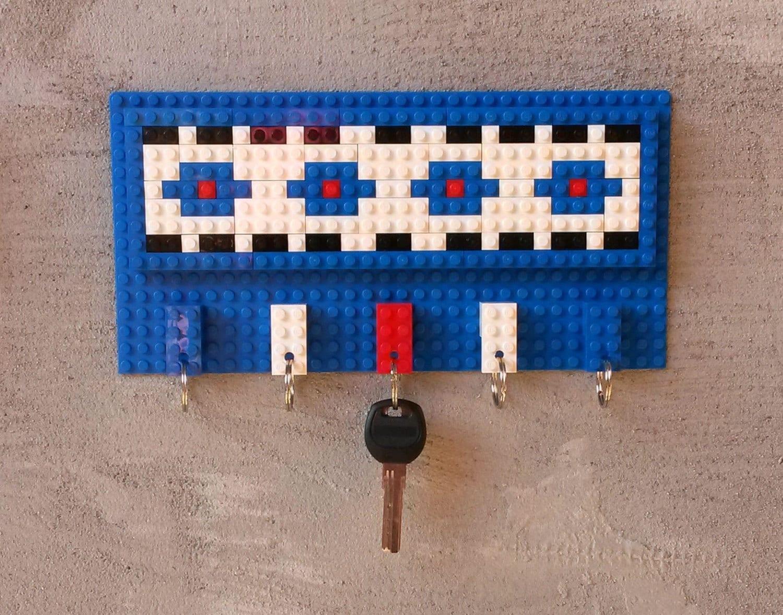 Lego Key Hanger 3 Home Decor