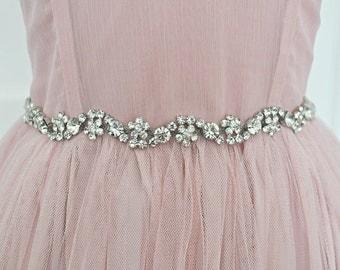 Wedding Belt, sash, ELLA SASH, Bridal sash, Wedding belt