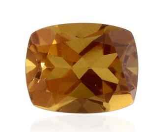 Whisky Triplet Quartz Loose Gemstone Cushion Cut 1A Quality 10x8mm TGW 3.45 cts.