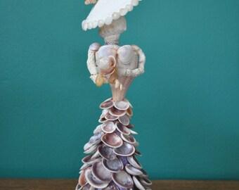 SeaShell Victorian Doll