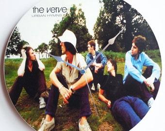 The Verve - Urban Hymns -  12″ Vinyl Record Wall Clock