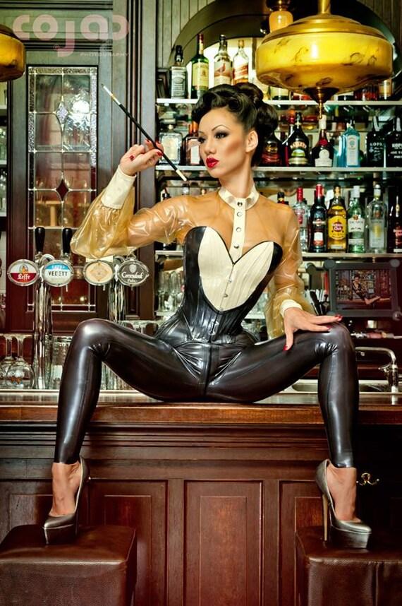 Jade Vixen: Items Similar To Jade Vixen Smoking On Etsy