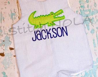 Alligator Shortall