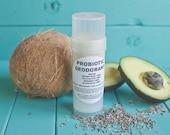 Organic Vegan Probiotic Deodorant