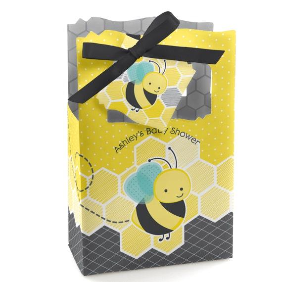 Honey Bee Favor Boxes