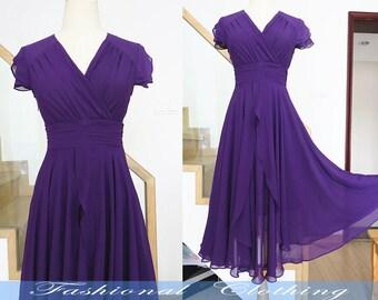 pueple blue long dress summer chiffon dress women clothing women dress slim fit dress party dress