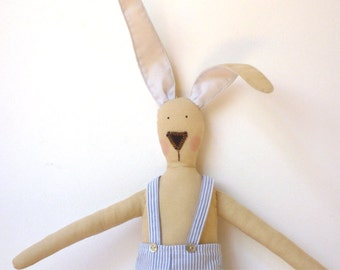Stuffed Bunny Plush Softie Cute Rabbit Toy