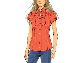 Butterick Sewing Pattern B6133 Misses' Blouse