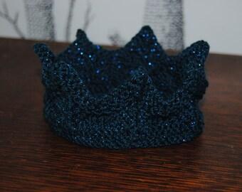 Woodland Crown - Lapis