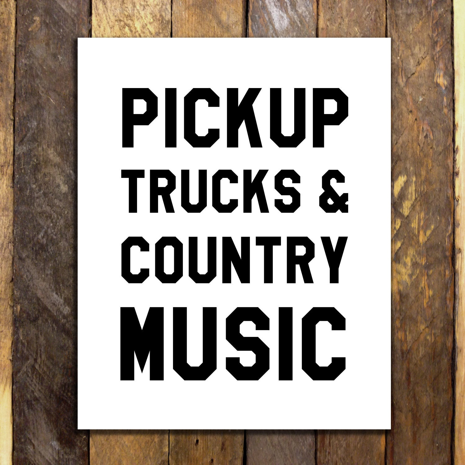 Country Music Redneck And Country Music Quote