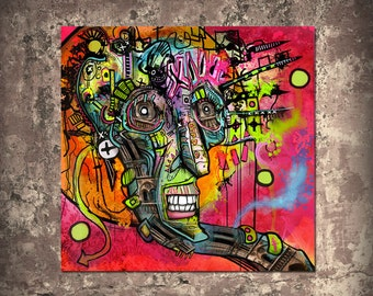 Pyper. Street Art / Graffiti style artwork. signed print