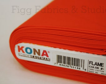 KONA Cotton in Flame (Color 323)