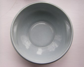 Russell Wright Blue Mid-Century Bowl