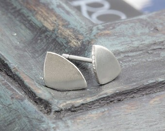 925 stering silver geometric stud earrings (E_00054)