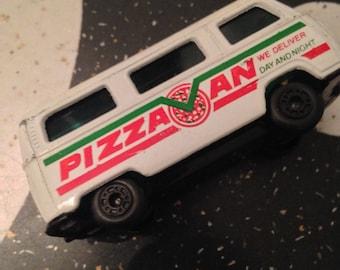 Lesney VW Pizza Delivery Van