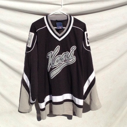 karl kani hockey jersey size xl. Black Bedroom Furniture Sets. Home Design Ideas