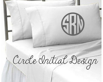 Personalized Pillow Case, Slumber parties, Monogram Pillow case, Birthday Gifts, birthday Party