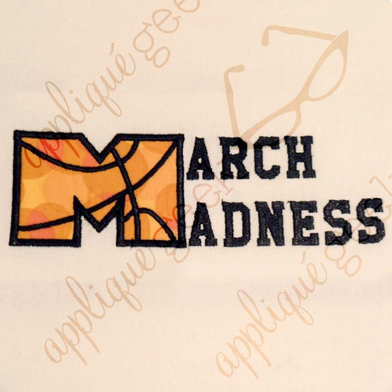 March Madness Arts And Crafts