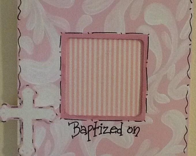 baby frame, newborn frame, confirmation frameBaptismal frame,  communion frames, baby girl frame. Newborn frame, baptismal frame