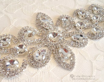 Wedding Belt, Bridal Belt, Wedding Sash, Bridal Sash, Crystal belt, Crystal sash, Bridesmaid Belt,  SUSAN