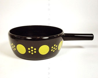 Kitchen saucepan from the seventies.