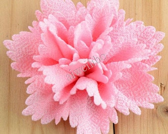 Fabric Flower,Wholesale ,Headband Flower, DIY Supplies,You Choose Colors H10041