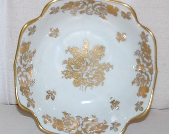 French Porcelain Bowl marked and dated 1769