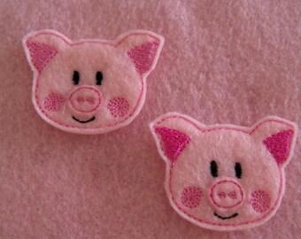 Pig Felties  Always precut