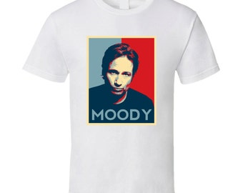 Californication Hank Moody Hope Obama Fans Only T Shirt