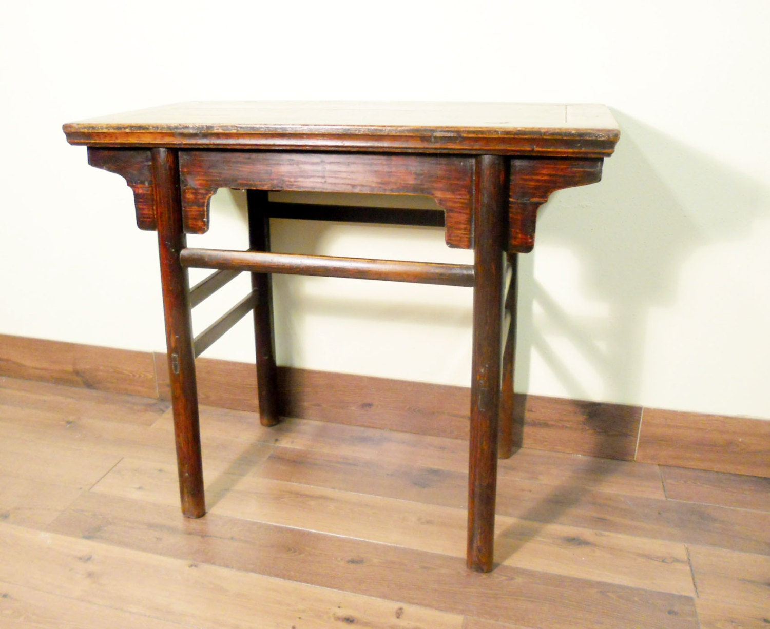 Antique chinese ming console wine table circa early