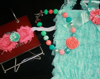Custom listing for bulk petti rompers 6 sets as discussed and 3 non embellished stock rompers
