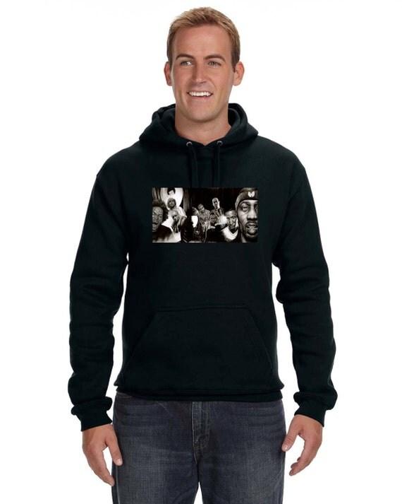 wu tang clan hoodie sweatshirt band shirts. Black Bedroom Furniture Sets. Home Design Ideas