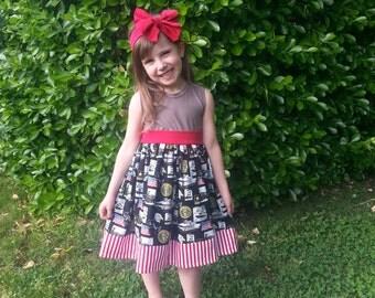 ARMY dress - American Hero dress